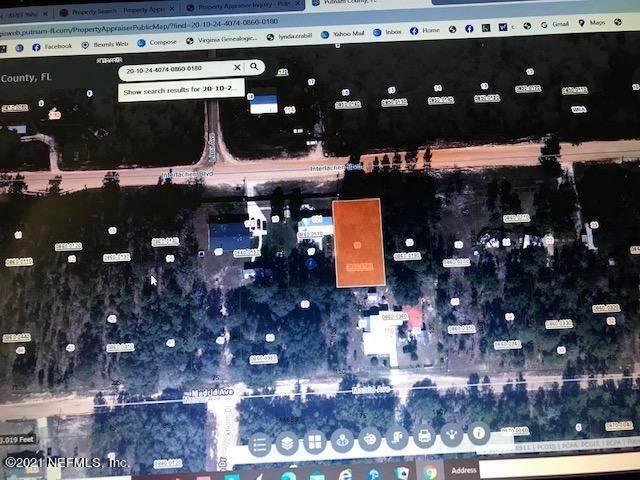 119 Interlachen Blvd, Interlachen, FL 32148 (MLS #1123590) :: Olde Florida Realty Group