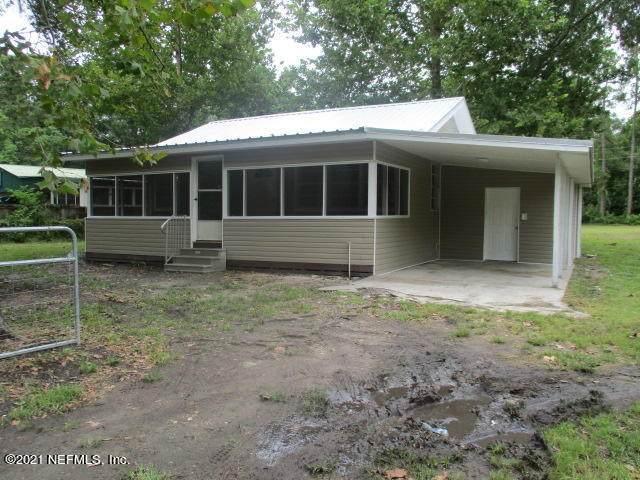 9399 SE State Road 100, Starke, FL 32091 (MLS #1124072) :: MavRealty