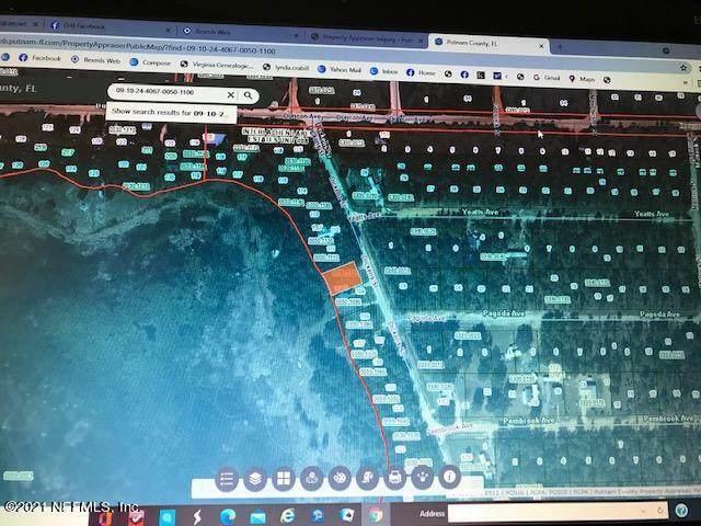 139 Dickens, Interlachen, FL 32148 (MLS #1124206) :: Ponte Vedra Club Realty