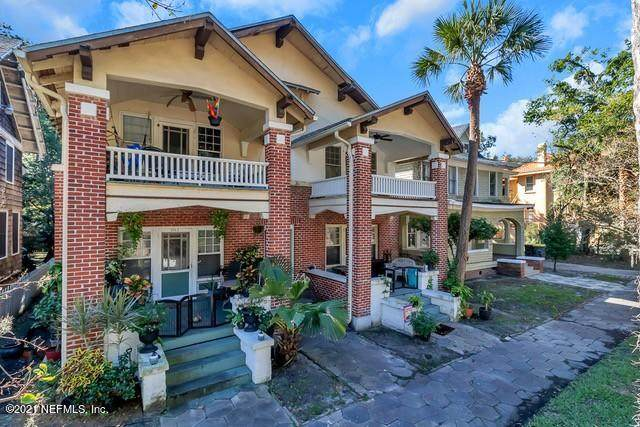 546 Lancaster St #550, Jacksonville, FL 32204 (MLS #1124244) :: The Impact Group with Momentum Realty