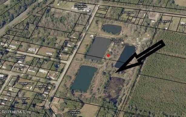 615 Martin Luther King Jr Dr, Jacksonville, FL 32234 (MLS #1125074) :: EXIT Real Estate Gallery