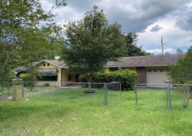 598 SE 43RD St, Keystone Heights, FL 32656 (MLS #1125821) :: Berkshire Hathaway HomeServices Chaplin Williams Realty