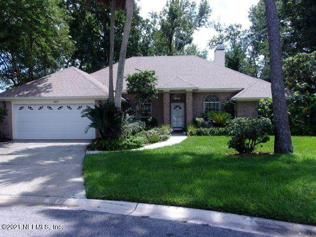 117 Osprey Ridge Way, Ponte Vedra Beach, FL 32082 (MLS #1125934) :: EXIT Real Estate Gallery