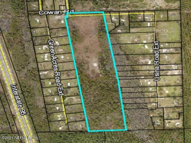 0 Usina Road Extension, St Augustine, FL 32084 (MLS #1126032) :: The Every Corner Team