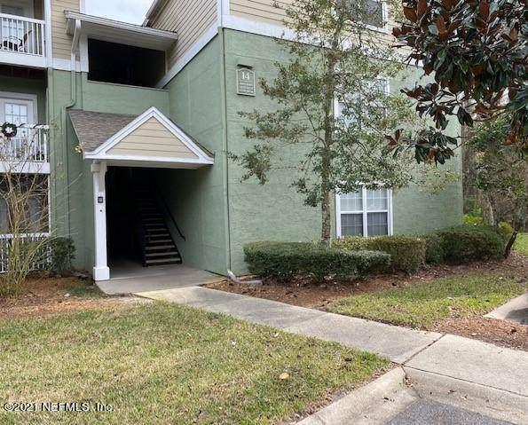 7701 Timberlin Park Blvd #1417, Jacksonville, FL 32256 (MLS #1126847) :: The Huffaker Group