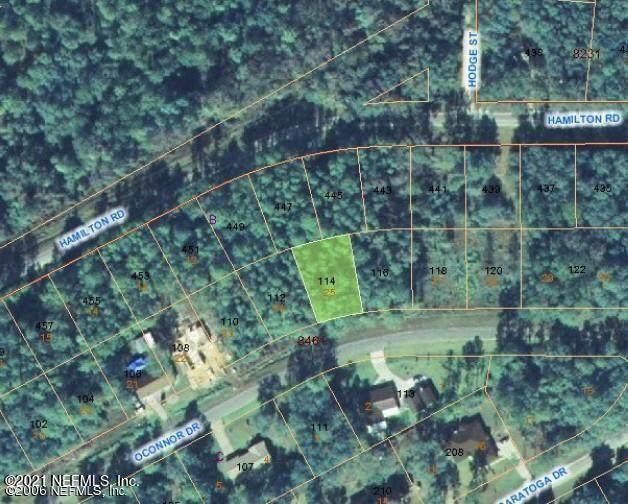 114 Oconner Dr, Satsuma, FL 32189 (MLS #1127232) :: The Huffaker Group