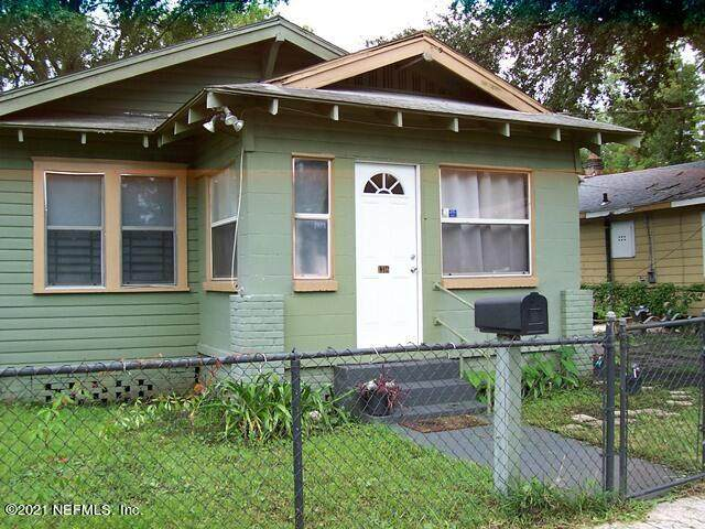1316 W 31ST St, Jacksonville, FL 32209 (MLS #1127442) :: EXIT Real Estate Gallery