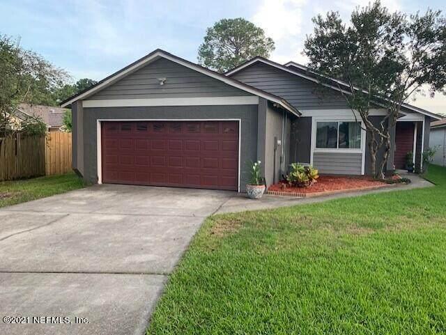 3494 Catamaran Way, Jacksonville, FL 32223 (MLS #1128783) :: The Huffaker Group