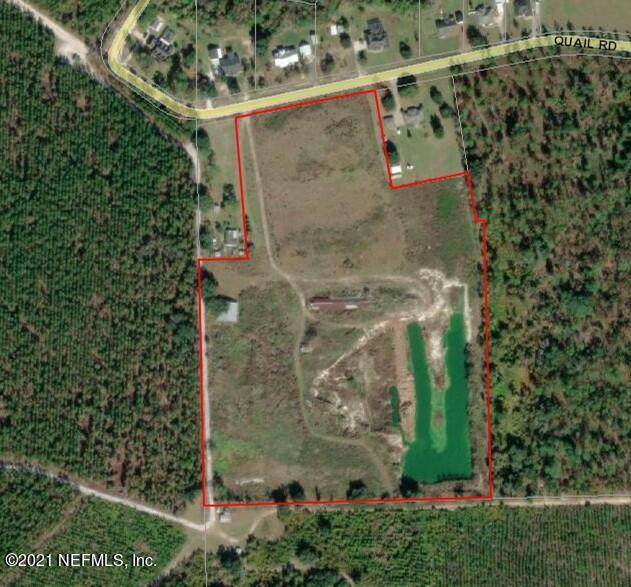 35188 Quail Rd, Callahan, FL 32011 (MLS #1129737) :: Bridge City Real Estate Co.