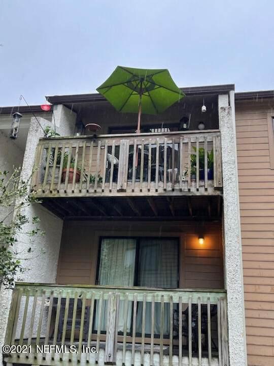 2585 Forest Ridge Dr N-5, Fernandina Beach, FL 32034 (MLS #1130618) :: Park Avenue Realty