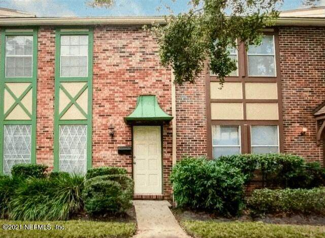 8217 Kensington Square, Jacksonville, FL 32217 (MLS #1130621) :: EXIT Inspired Real Estate