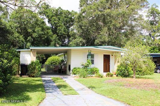 248 Spring St, St Augustine, FL 32084 (MLS #1130653) :: Bridge City Real Estate Co.