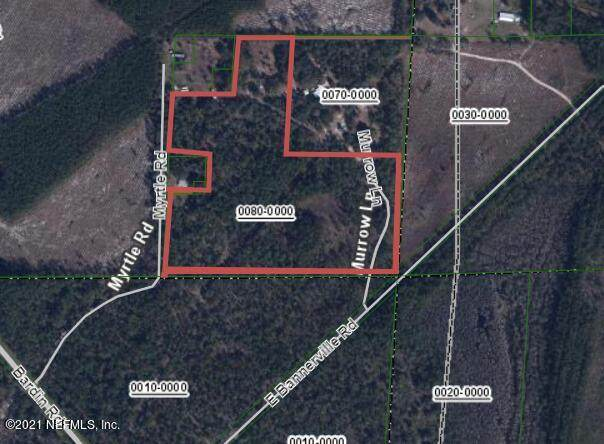 0 East Bannerville Rd, Palatka, FL 32177 (MLS #1130701) :: EXIT Real Estate Gallery