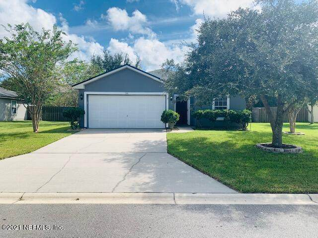 50 Old Hickory Forest Rd, St Augustine, FL 32084 (MLS #1131215) :: The Every Corner Team