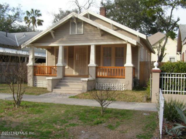 247 E 7TH St, Jacksonville, FL 32206 (MLS #1131240) :: The Perfect Place Team