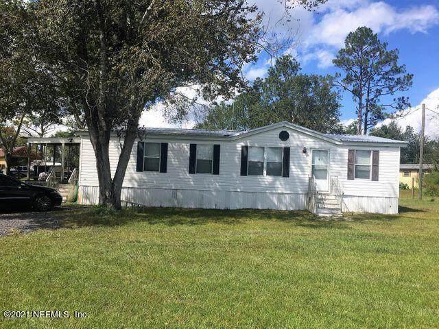 4015 NW 216TH St, Lawtey, FL 32058 (MLS #1132392) :: Keller Williams Realty Atlantic Partners St. Augustine