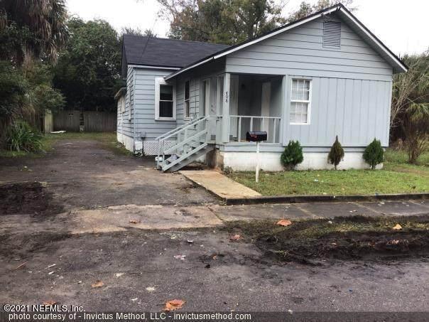 408 Broward St, Jacksonville, FL 32204 (MLS #1132965) :: The Huffaker Group
