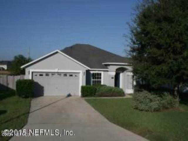 808 Bucks Harbor Dr, Jacksonville, FL 32225 (MLS #1133630) :: The Every Corner Team