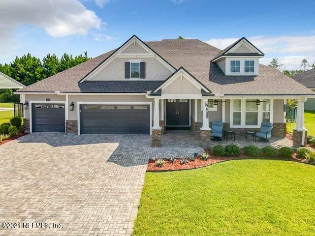 957 Glenneyre Cir, St Augustine, FL 32092 (MLS #1133956) :: Engel & Völkers Jacksonville