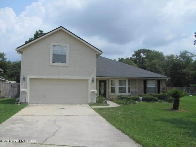 1980 Belhaven Dr, Orange Park, FL 32065 (MLS #1135161) :: Engel & Völkers Jacksonville