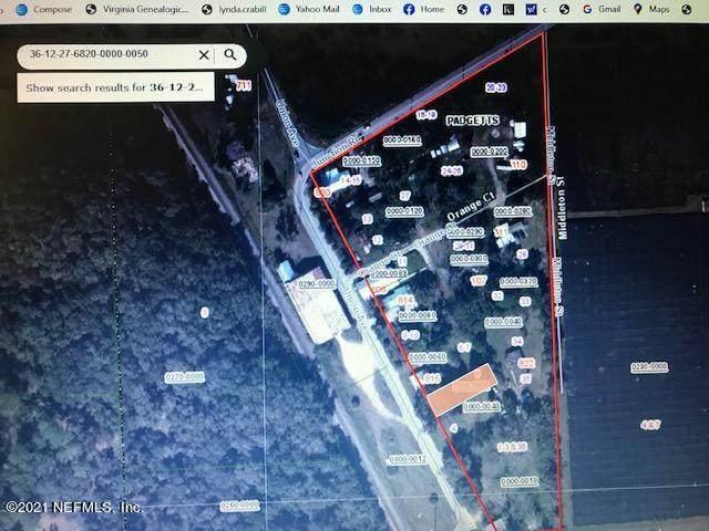 820 Union Ave, Crescent City, FL 32112 (MLS #1136191) :: The Volen Group, Keller Williams Luxury International