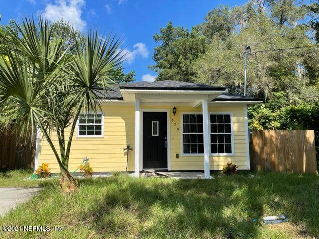 590 Pearl St, St Augustine, FL 32084 (MLS #1136764) :: Olde Florida Realty Group