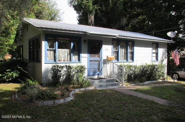 116 Edgewood Ave, Crescent City, FL 32112 (MLS #1137170) :: The Impact Group with Momentum Realty