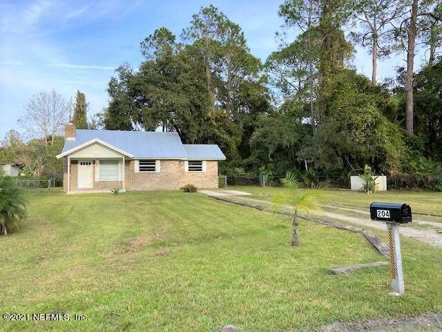 204 Santa Cruz St, East Palatka, FL 32131 (MLS #1137227) :: The Perfect Place Team