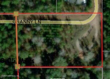 0 Granny Ln, Hilliard, FL 32046 (MLS #1137800) :: Cady Realty