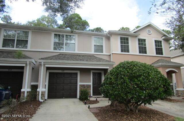 814 Crystal Way, Orange Park, FL 32065 (MLS #1138026) :: Olde Florida Realty Group