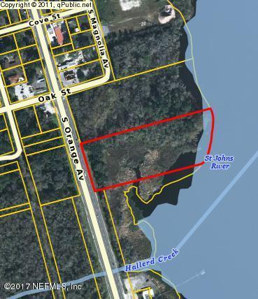 000 Us-17, GREEN COVE SPRINGS, FL 32043 (MLS #874095) :: EXIT Real Estate Gallery