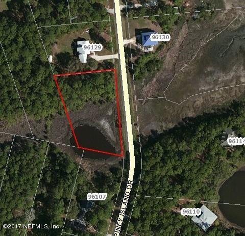 LOT 29A Piney Island Dr, Fernandina Beach, FL 32034 (MLS #878882) :: The Hanley Home Team