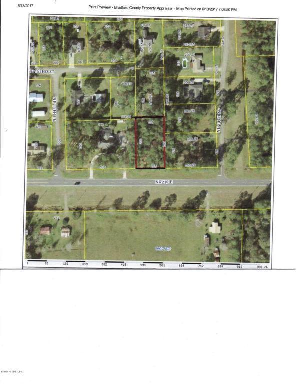 0 Fl-230, Starke, FL 32091 (MLS #886733) :: EXIT Real Estate Gallery