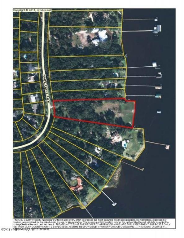 2663 Holly Point Rd E, Orange Park, FL 32073 (MLS #888506) :: EXIT Real Estate Gallery