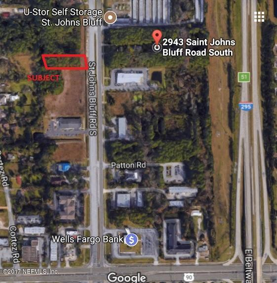 0 S St Johns Bluff Rd, Jacksonville, FL 32246 (MLS #890805) :: EXIT Real Estate Gallery