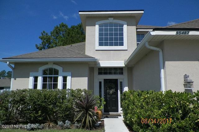 95487 Sonoma Dr, Fernandina Beach, FL 32034 (MLS #897075) :: EXIT Real Estate Gallery