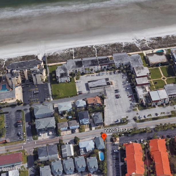 2228 1ST St S, Jacksonville Beach, FL 32250 (MLS #897125) :: EXIT Real Estate Gallery