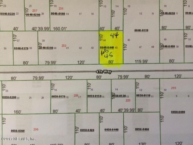 00 4TH WAY, Interlachen, FL 32148 (MLS #898311) :: EXIT Real Estate Gallery
