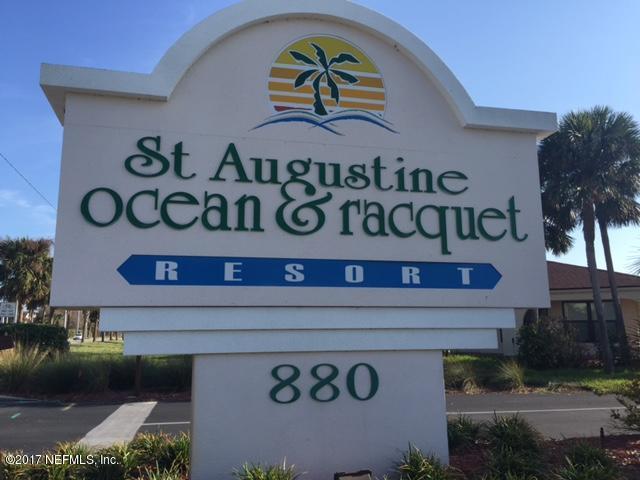 880 A1a Beach Blvd #4105, St Augustine Beach, FL 32080 (MLS #901552) :: Florida Homes Realty & Mortgage