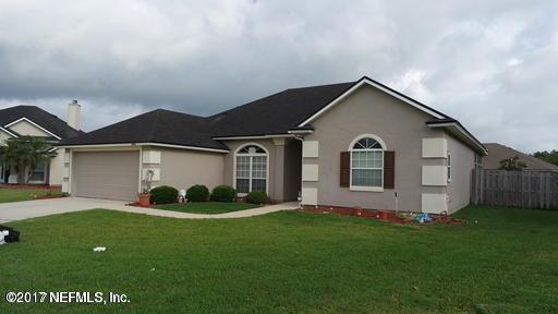 1684 Covington Ln, Fleming Island, FL 32003 (MLS #901592) :: EXIT Real Estate Gallery