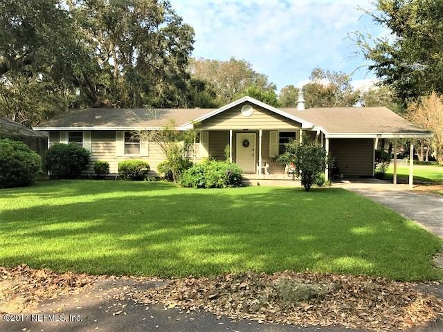 1943 Palm Dr, Fernandina Beach, FL 32034 (MLS #901819) :: EXIT Real Estate Gallery