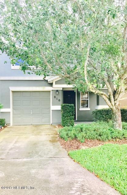 810 Black Cherry Dr S, St Johns, FL 32259 (MLS #902123) :: Sieva Realty