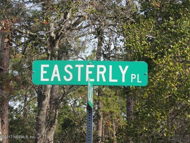 0 Easterly Pl, Palm Coast, FL 32164 (MLS #904465) :: EXIT Real Estate Gallery