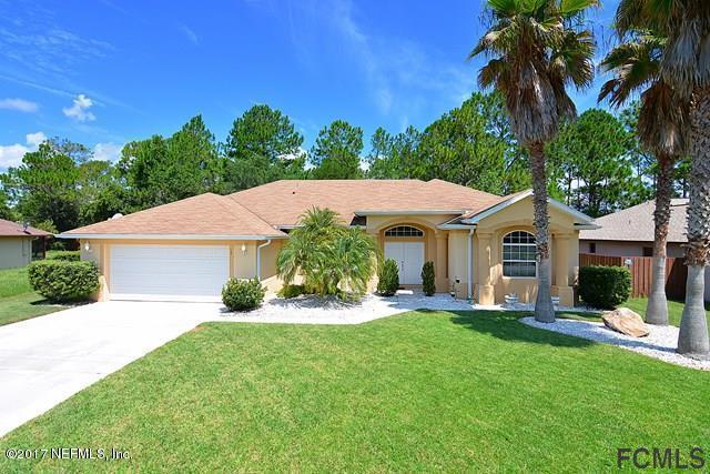 13 Pershing Ln, Palm Coast, FL 32164 (MLS #904773) :: EXIT Real Estate Gallery