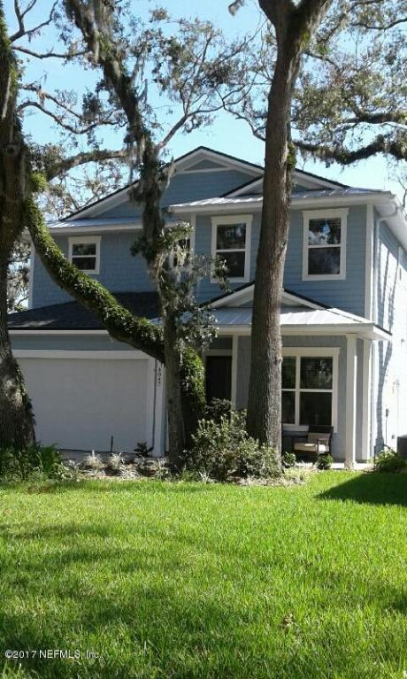 4045 Palm Way, Jacksonville Beach, FL 32250 (MLS #906311) :: EXIT Real Estate Gallery