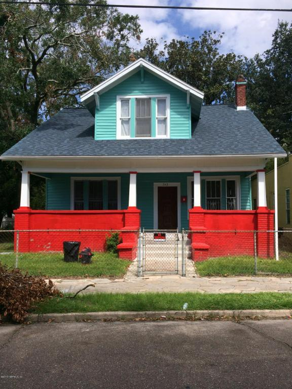 343 W 26TH St, Jacksonville, FL 32206 (MLS #906340) :: EXIT Real Estate Gallery