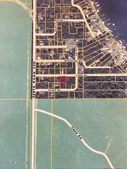TBD Lake Dr, Starke, FL 32091 (MLS #907442) :: EXIT Real Estate Gallery