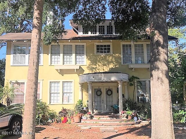 1610 Donald St, Jacksonville, FL 32205 (MLS #908407) :: EXIT Real Estate Gallery