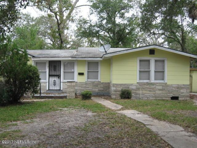 1341 W 7TH St, Jacksonville, FL 32209 (MLS #908872) :: EXIT Real Estate Gallery