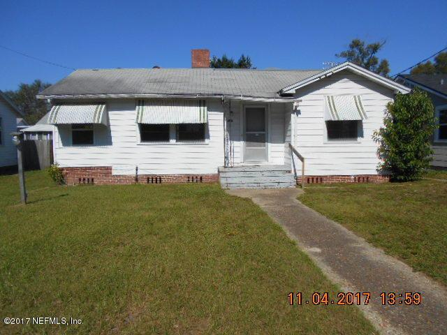 519 58TH St, Jacksonville, FL 32208 (MLS #908911) :: EXIT Real Estate Gallery